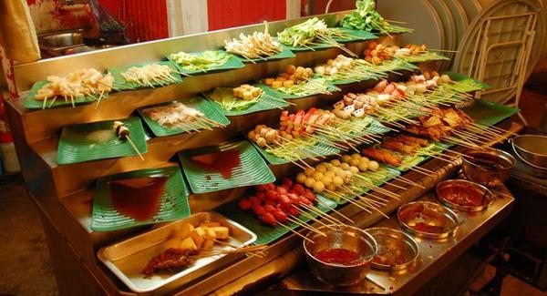 Nikmati Wisata Kuliner Kaki Lima Di Penang Okezone Lifestyle