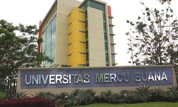Hasil gambar untuk Universitas Mercu Buana