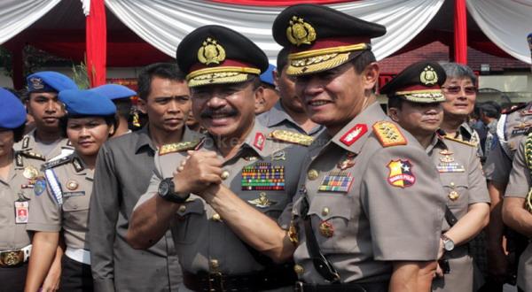 Kapolri Bantah Keterangan Saksi Prabowo-Hatta