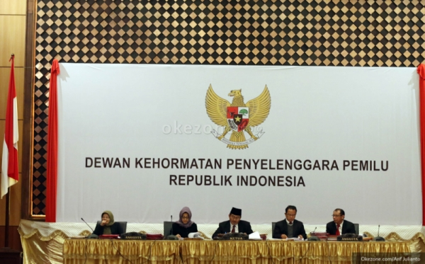 Sidang ke-4 DKPP Diwarnai Perdebatan soal DPK Tambahan