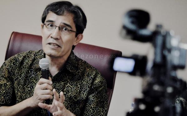 Hadar Gumay Dikonfrontir soal Pertemuan dengan Politisi PDIP