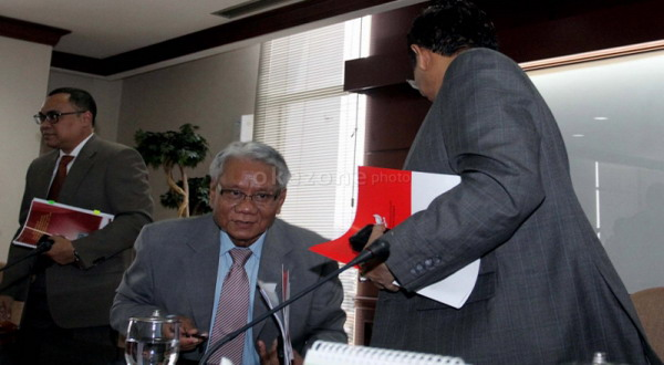 Paparan Eks Hakim MK Saat Bela KPU