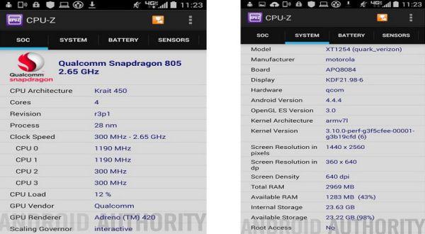Inikah Spesifikasi Smartphone Tercepat di Dunia?