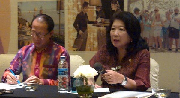 Singgasana Hotels & Resorts pilihan akomodasi terbaik di Indonesia mengulas Majukan Pariwisata, Kemenparekraf Siapkan SDM Berkompeten