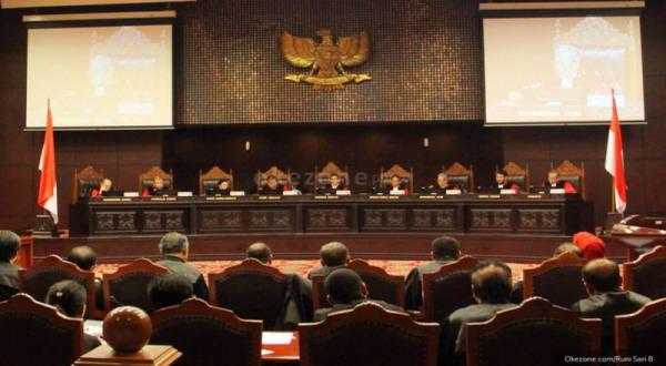 Putusan Hakim MK Harus Bebas Intervensi