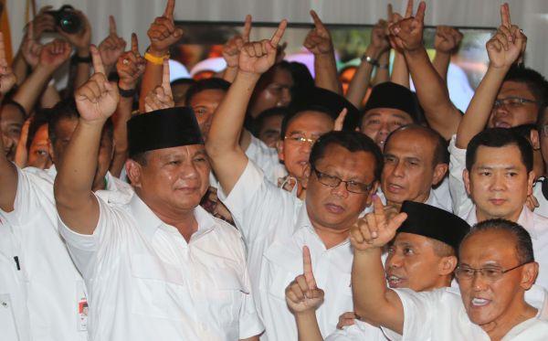 Prabowo: Masih Ada Jalan Lain Selain MK