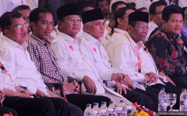Pencoblosan Ulang Positif Bagi Prabowo & Buruk untuk Jokowi
