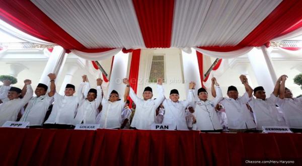 Tim Prabowo Gelar Jumpa Pers Tanggapi Putusan MK
