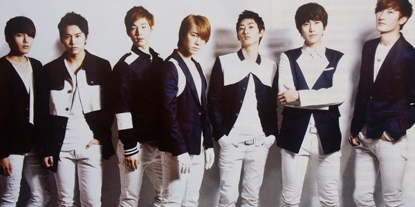 Berita terbaru: Super Junior M Bikin Stadion GBK Membiru