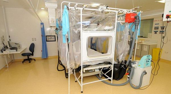 Inggris Yakinkan Penularan Ebola pada Warganya Tetap Rendah
