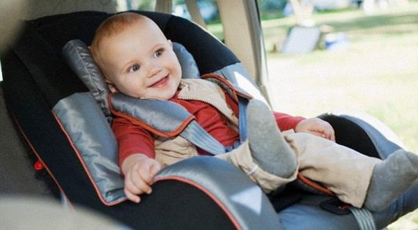 Kursi Bayi di Mobil Lebih Kotor daripada Toilet