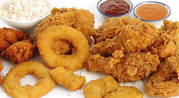 Makanan-Makanan Paling Tidak Sehat di Dunia (1)