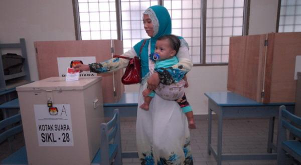 Di Indonesia, Setiap 3 Hari Ada Pemilu