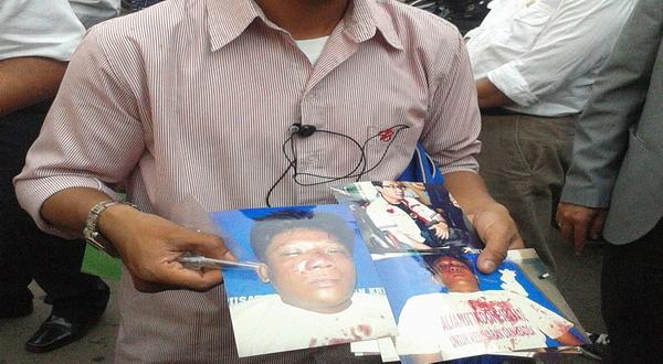 Relawan Dianiaya Polisi, Tim Prabowo Lapor Komnas HAM