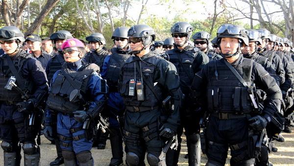 4.956 Prajurit TNI Kawal Konferensi UNAOC di Bali