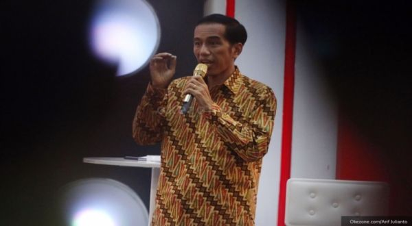 Pertemuan SBY-Jokowi Sebatas Realisasi Janji