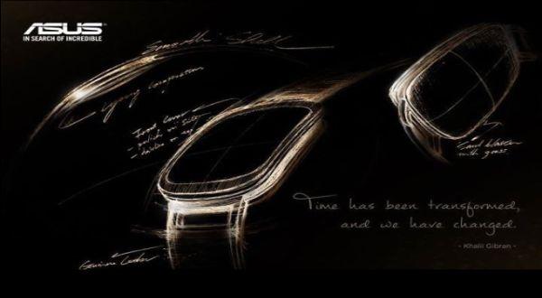 Asus Pamerkan Desain Smartwatch Bulat-Pipih