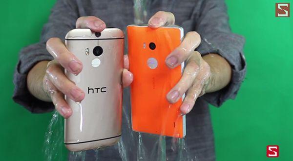 Galaxy S5, HTC One M8 & Lumia 930 Diguyur Air