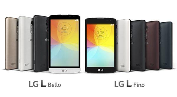 LG Rilis Kakak-Beradik Bello & Fino