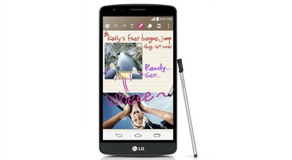 LG G3 Tantang Samsung Galaxy Note 4