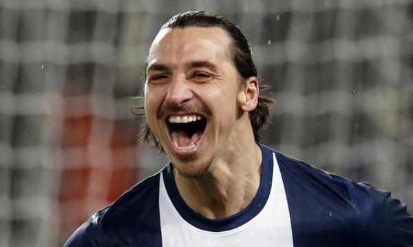 Zlatan Ibrahimovic (Foto: Reuters)
