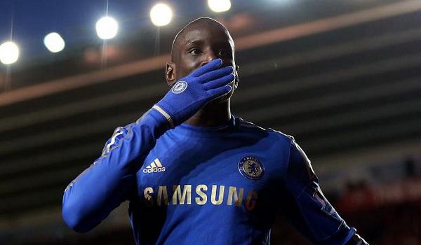 Demba Ba. (Foto: Reuters)