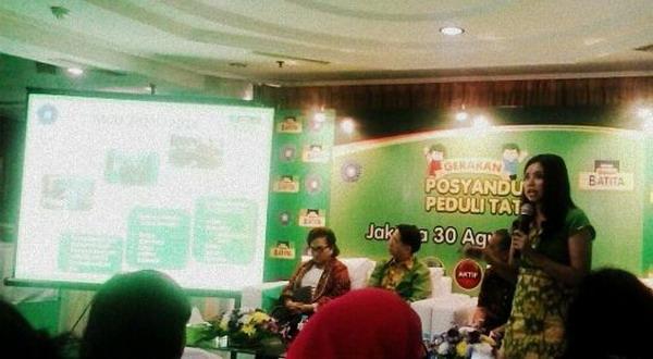 Wujudkan Indonesia Sehat dengan Posyandu