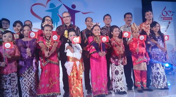 Sarihusada Berkomitmen Tingkatkan Gizi Anak Indonesia