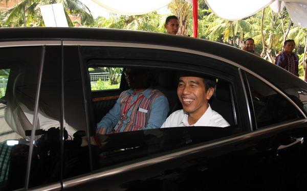 Jokowi Bakal Gusur Posisi Polri