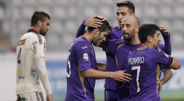 Fiorentina dapat mengejutkan Serie A musim ini (Foto: REUTERS)
