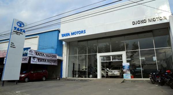 F: Diler Ketujuh Tata Motors Berdiri di Purwokerto (dok. TMDI)