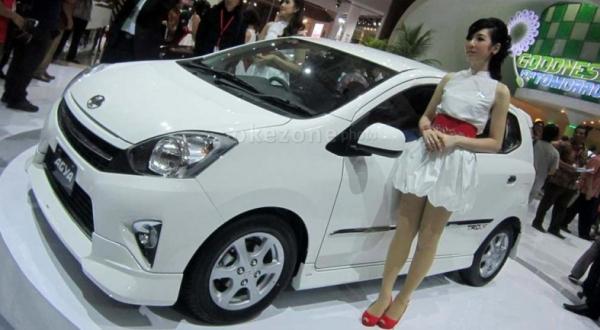 F: Toyota IIMS Tidak untuk Jualan (Okezone)