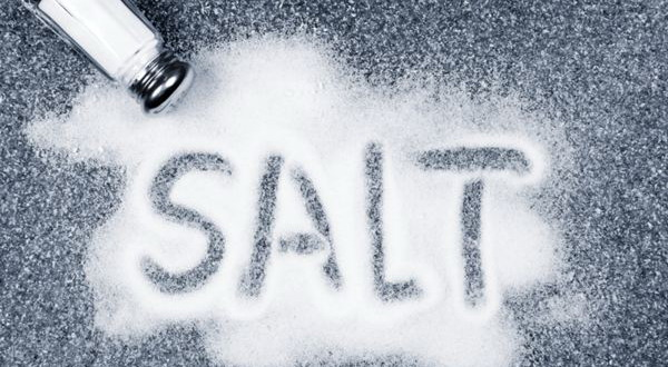Konsumsi Garam Tidak Menyebabkan Hipertensi?