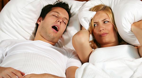 Tidur Mendengkur, Gejala Pria Disfungsi Ereksi