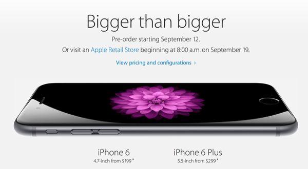 iPhone 6 Sudah Bisa Dipesan Pre-Order, Kapan di Indonesia?