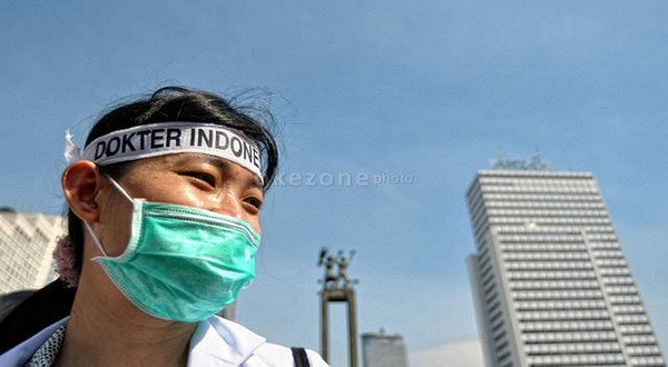 Nakes Indonesia Belum Semua Divaksin Hepatitis B