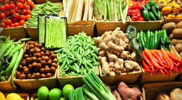 Tujuh Manfaat Makanan Organik bagi Kesehatan