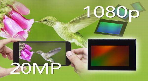 Teknologi Sensor Kamera Bikin Smartphone Lebih Tipis