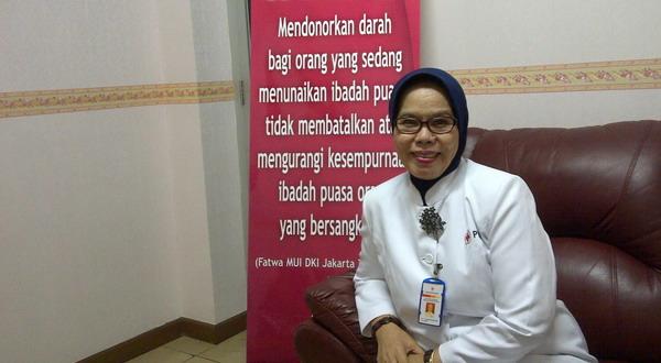 Stok Darah di Jakarta Turun saat Libur