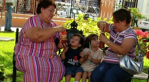 Orangtua Obesitas Tidak Peduli pada Anak