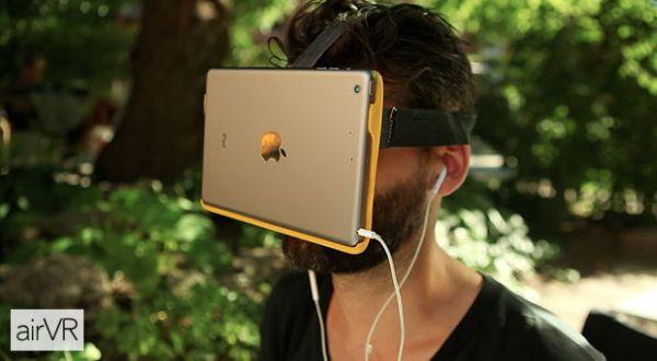 iPad Mini Bisa Jadi Perangkat Virtual Reality