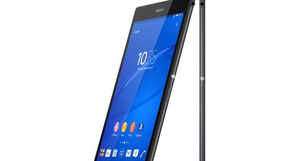 Xperia Tablet Compact, Tablet Sony Tertipis dan Teringan di Dunia