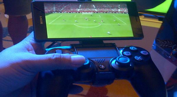 Serunya Main Game PS4 Menggunakan Smartphone Xperia