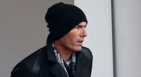 Zinedine Zidane (Foto: Charles Platiau/Reuters)