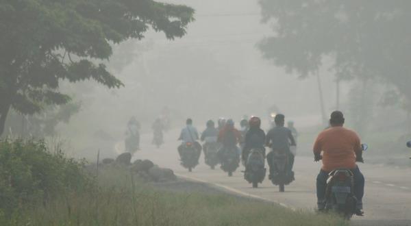 Dampak Asap Kebakaran bagi Kesehatan Masyarakat