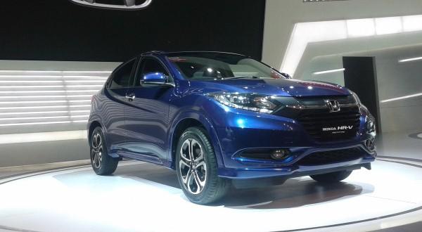 F: Honda HR-V (Arief A / Okezone)