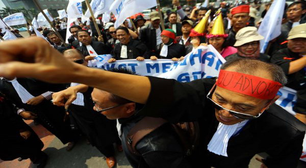 KAI Banten Dukung Pengesahan RUU Advokat