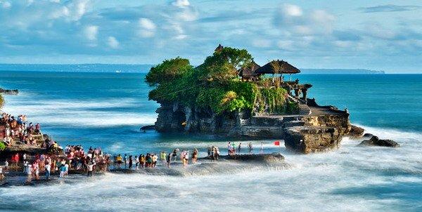 Tempat Wisata Menarik Dikunjungi Selama Oktober (I)