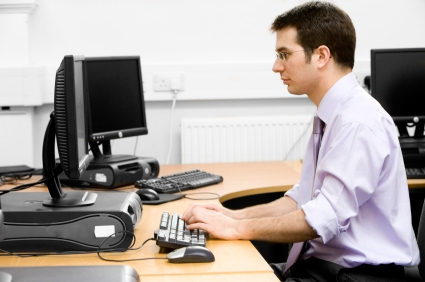 Istirahat Satu Jam Sekali Tingkatkan Performa Kerja