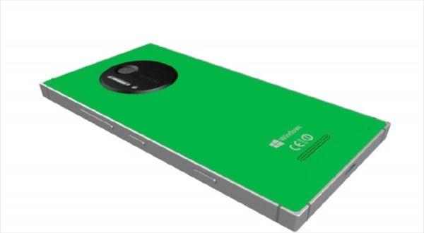 Microsoft Rancang Kamera Selfie Lumia 20MP?